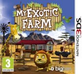 My Exotic Farm - 2DS + 3DS