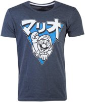 Nintendo - Super Mario Triangle Mario Men s T-shirt - S