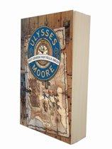 Ulysses moore (01): geheim van villa argo - paperback