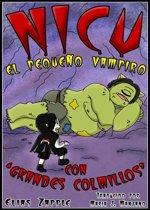 Nicu - el pequeño vampiro con ''grandes colmillos''