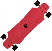 Choke Longboard Lars Juicy Susi Junior 76 X 22 Cm Rood