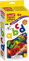 Quercetti kleine letters ABC magneten, 40st.