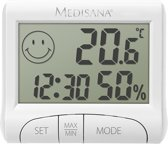 Medisana Digitale Thermo-Hygrometer HG 100