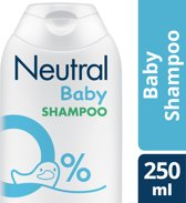 Neutral Babyshampoo - Parfumvrij - 250 ml