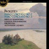 Piano Concertos Nos 2 & 3