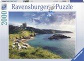 Ravensburger puzzel Ierland - Legpuzzel - 2000 stukjes