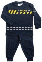 Fun2Wear Politie Pyjama schuine streep maat 80