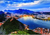 Legpuzzel - 2000 Stukjes - Rio De Janeiro, Brazilië - Educa Puzzel