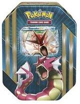 Pokemon - Gyarados EX tin - Pokémon kaarten