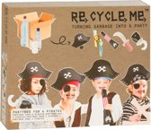 Re-Cycle-Me Piratenfeest knutselpakket