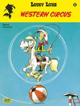 Lucky Luke 36. Western circus