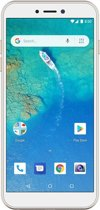 General Mobile GM 8 Go 16GB Dual SIM-White Gold