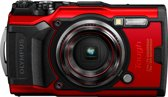 Olympus Tough TG-6 - Compactcamera - Red