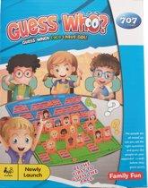 Wie is het? – Kinderspel - Engels - 23,5 x 15 x 4,5 cm