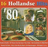 16 Holl.Hits Ud Jaren 80/2