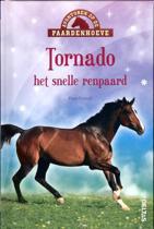 Avonturen op de Paardenhoeve - Tornado het snelle renpaard