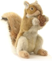 Pluche eekhoorn 24 cm