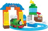 Mega Bloks Thomas & Friends Sodor Treinwasstraat - Constructiespeelgoed