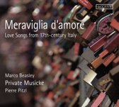 Meraviglia D'Amore Songs From 17Th-Century Italy