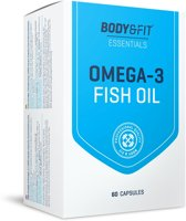 Body & Fit High Quality Omega 3 - 1000 mg - 60 capsules