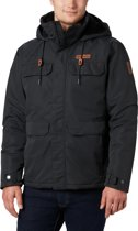 Columbia South Canyon Lined Jacket Heren Outdoorjas - Black - S