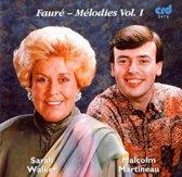 Faure Melodies Vol.1