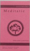 Lotusreeks - Meditatie