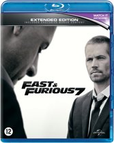 Fast & Furious 7 (blu-ray) (Exclusive Bol.com Edition)