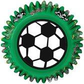 Wilton Cupcake Vormpjes Voetbal