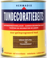 Hermadix Tuindecoratiebeits 766 Bruin Naturel - 0.75 l
