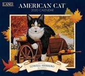 LANG Kalender American Cat 2020
