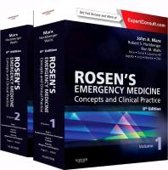 Rosen's Emergency Medicine - Concepts and Clinical Practice, 2-VolumeSet