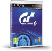 PS3 Game Gran Turismo 6