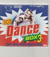 DANCE BOX 3  1996
