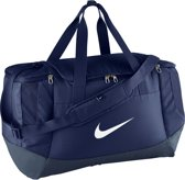 Nike Club Team Swoosh Duffel Sportsbag M - Blauw