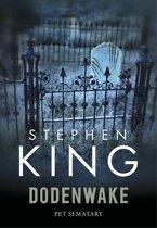 Boek cover Dodenwake van Stephen King (Onbekend)