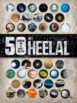 Boek cover Het heelal - 50 dingen die je moet weten van Raman Prinja