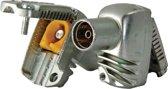 Telev\xe9s F4312432 Coax Connector Female Metaal Zilver