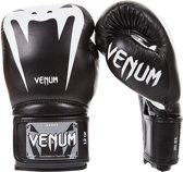 Venum Giant 3.0 Boxing Gloves Black White-14 oz.