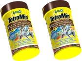 Tetra tetramin hoofdvoer - 100 ml 2 verpakkingen