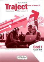 Traject / 1 Nederlands MBO niveau 3-4 / deel Opdrachtenboek