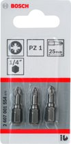 Bosch - XH-TORS/PZ1 - 3 stuks