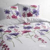 Day Dream Malta dekbedovertrek - Roze - 2-persoons (200x200/220 cm + 2 slopen)