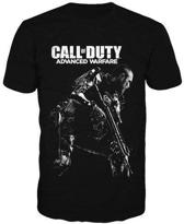 Call Of Duty Advanced Warfare - Black Shirt - Xl