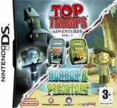 Top Trumps: Horror and Predators - Nintendo DS