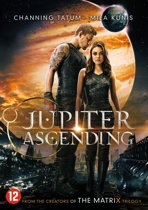 DVD cover van Jupiter Ascending