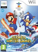 Mario and Sonic op de Olympische Winterspelen