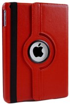 Apple iPad 2/3/4 cover draaibare hoes rood. Merk Jantje Splinter