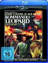 Commando Leopard (1985) (blu-ray) (import)