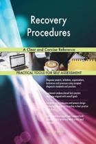 Recovery Procedures a Clear and Concise Reference
